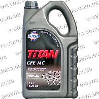 FUCHS Titan CFE 10W-40 MC с молибденом 5л