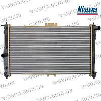 Радиатор охлаждения Ланос 1.5/1.6 с кондиц. NISSENS