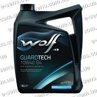 WOLF Guardtech 10W-40 4л