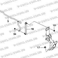 Стойка стабилизатора переднего Авео CTR