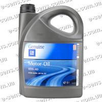 GM Motor Oil 10W-40 5л